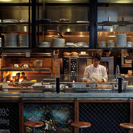 Restaurant With Open Kitchen: 548 Best Images About Italian Restaurants On Pinterest