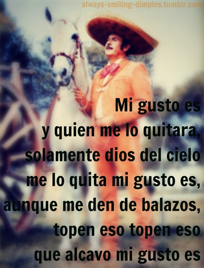 Antonio Aguilar-Mi Gusto Es