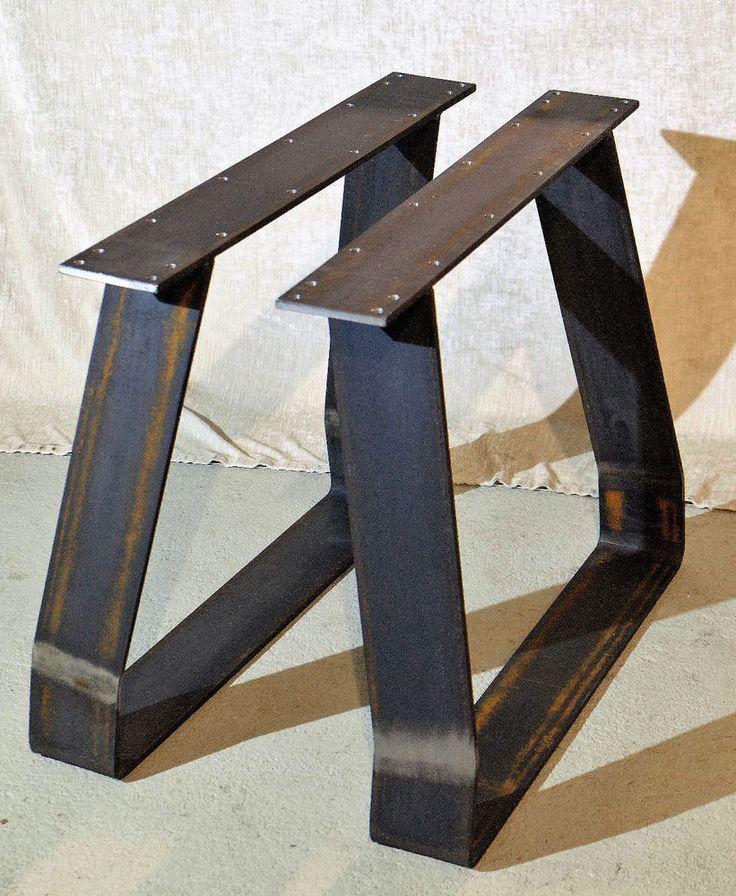 die besten 17 ideen zu tischgestell auf pinterest holztisch esszimmertisch und diy tisch. Black Bedroom Furniture Sets. Home Design Ideas