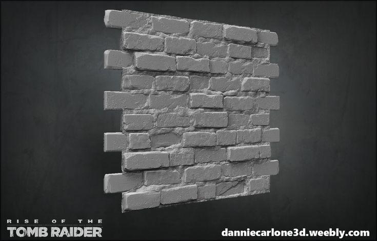 Rise of The Tomb Raider - Sculpts and assets, Dannie Carlone on ArtStation at https://www.artstation.com/artwork/0Em15