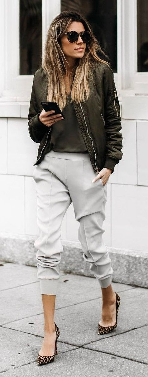 amazing casual style outfit idea