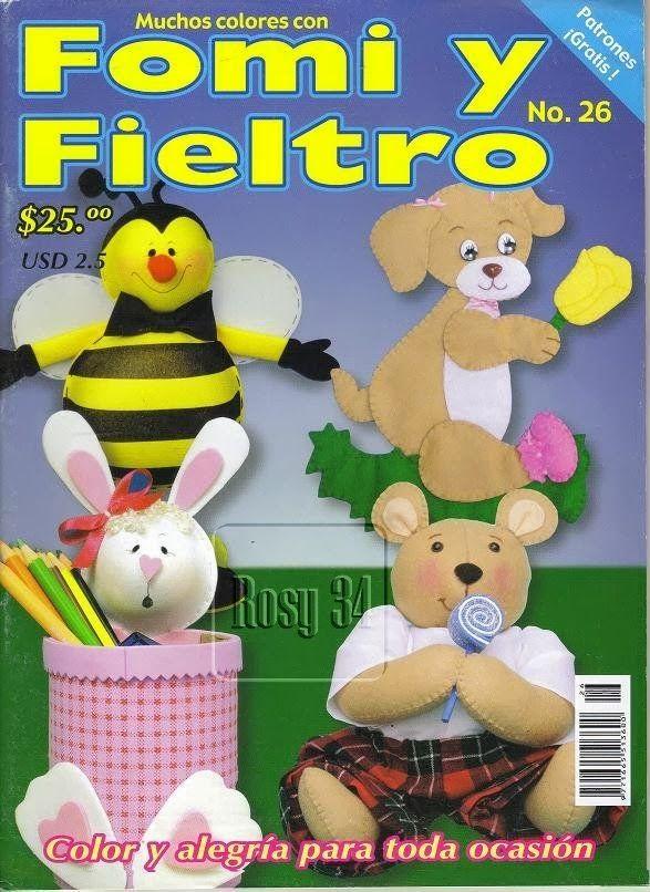 Revista de Foami y fieltro