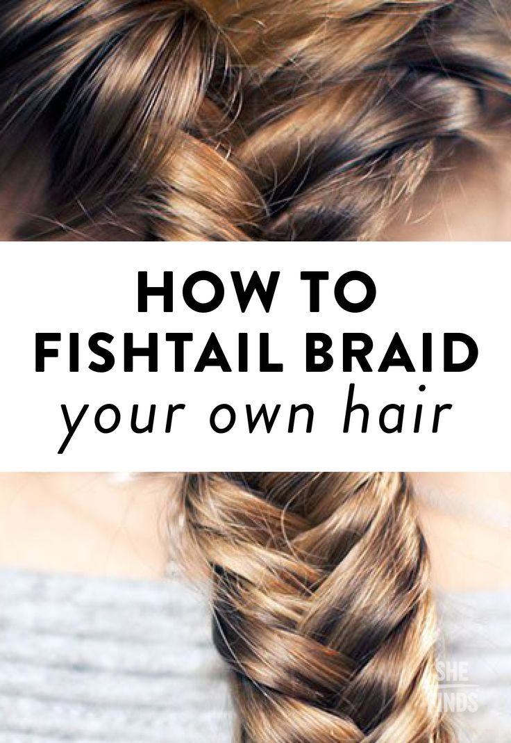 Learn how to braid the scalp