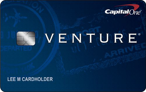 Capital One Venture 40,000/$3000/3month 2x miles any airline, no blackout, no expire chip. 59 annual fee. May have hidden Foreign transaction fee in exchange rate higher than regular foreign transactions fees.
