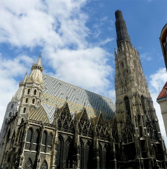 Stephensdom Cathedral, Vienna