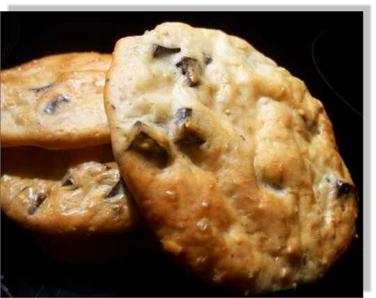 Dukan desserts: Chocolate chip cookies recipe for the Dukan diet