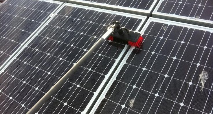 Why you should clean your Solar Panels regularly?   RAHUL SAYAL   Pulse   LinkedIn