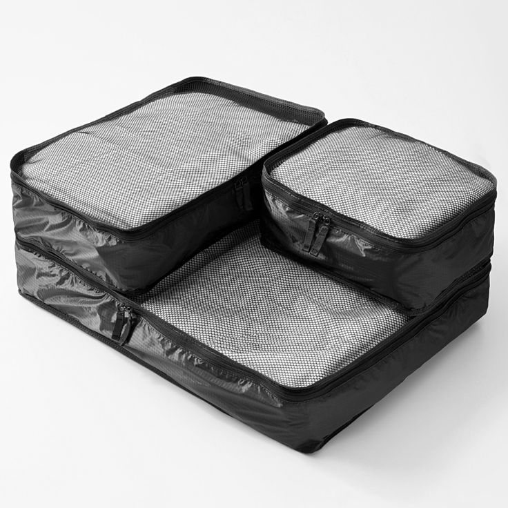 Garment Case - Black