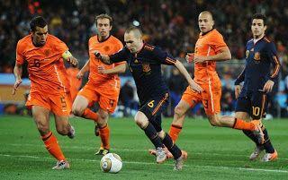 Pariu Sigur: Spania vs Olanda in Grupa B de la Cupa Mondiala