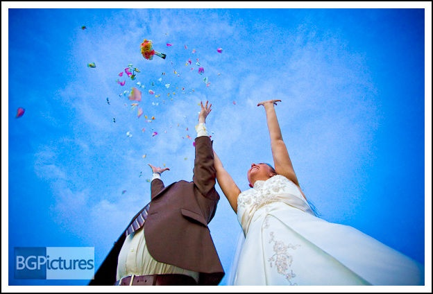 Full day wedding coverage by BGPictures.com