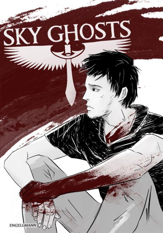 Book 3 teaser #drawing #digitalart #skyghosts #sketch #fantasy