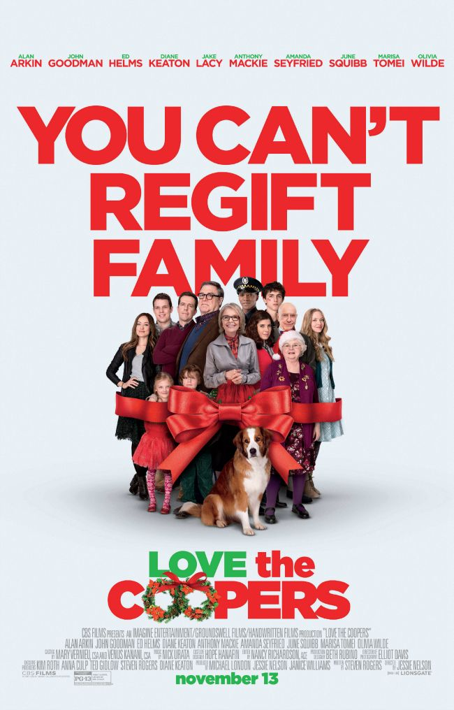 http://fivedollarshake.net/index.php/2015/11/love-the-coopers-movie-and-giveaway-lovethecoopers-ad/
