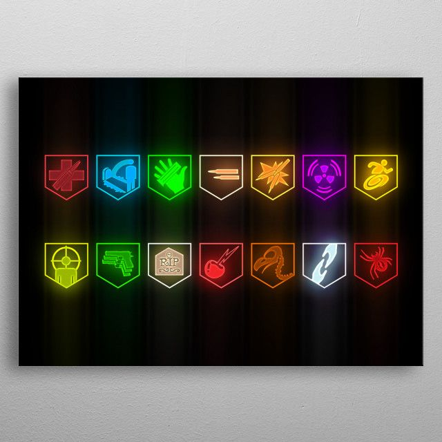 Minimalistic Zombie Perks Large Poster By Luke Fielding Displate In 2021 Call Of Duty Zombies Zombie Call Of Duty Perks