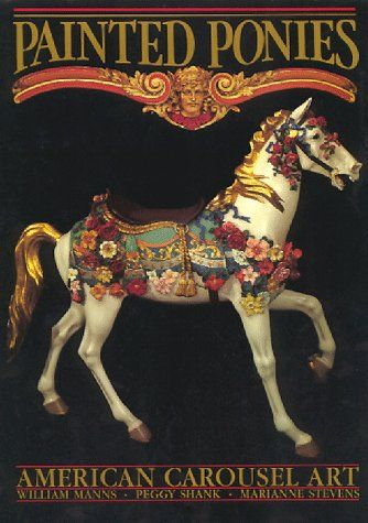 Painted Ponies is a great reference book for antique carousel art and animals