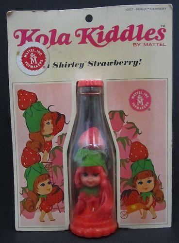 1968 Shirley Strawberry Kola Liddle Kiddles 3727 | eBay