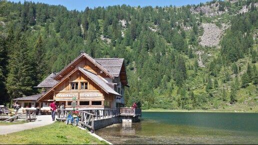Lago di Nambino. ..Trento...Italy