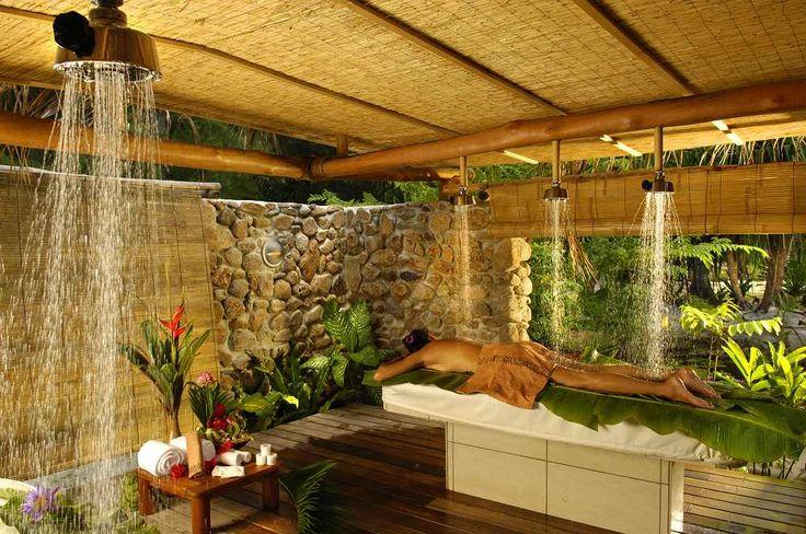 Vichy Shower Room - Bora Bora Pearl Beach Resort