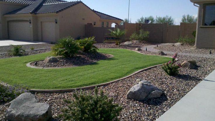 25 best ideas about arizona landscaping on pinterest desert landscaping backyard desert. Black Bedroom Furniture Sets. Home Design Ideas