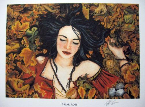 Briar Rose: Roses, Briar Rose, Fairytale