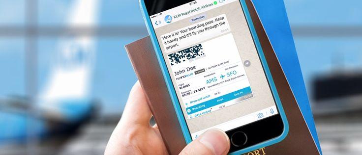 KLM începe să folosească inteligența artificială (AI) pe social media