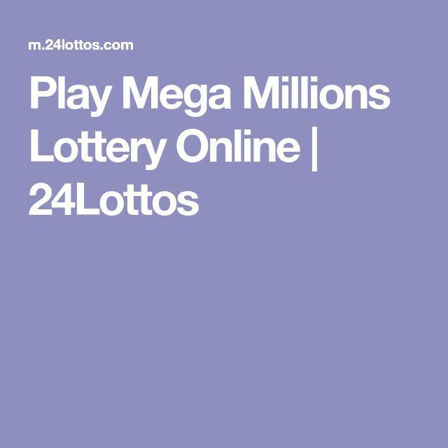 Play Mega Millions Lottery Online | 24Lottos