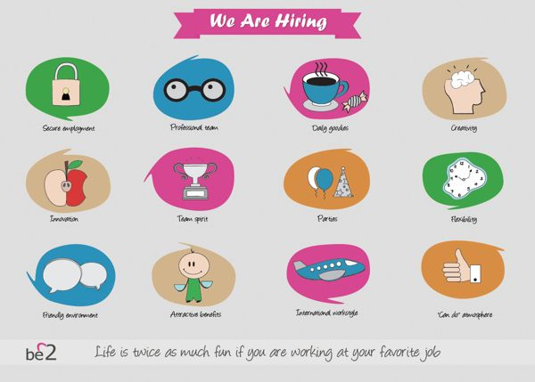 42 best Recruitment Posters images on Pinterest Infographics - recruitment strategy