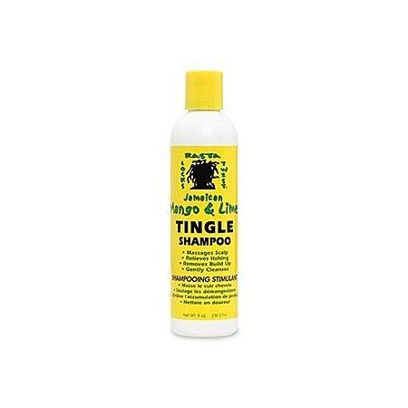 Shampoing stimulant pour Dreadlocks - Jamaican Mango and Lime - Tingle Shampoo. Stimule le cuir chevelu. Aide à soulager les démangeaisons. Nettoie en douceur. Les produits Rasta Locks & Twists alliant des anciennes recettes jamaïcaines et des ingrédients nourrissants naturels ont mis au point une gamme complète de produits pour commencer et conserver des locks et torsades soignées.