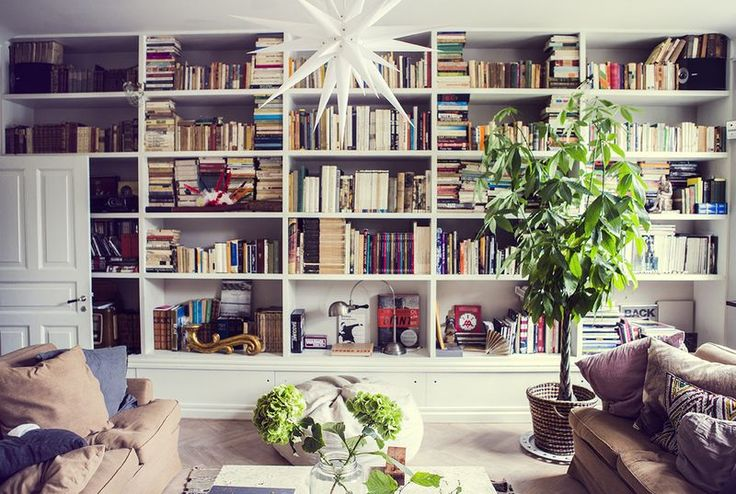 9 Beautiful Bookcases