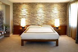 Risultati immagini per parete camera da letto in pietra