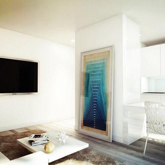 This looks like a great room to.enjoy a glass of white #wine. #modern #interiors at #latinocoelho #avenidasnovas #lisboa #urban #art