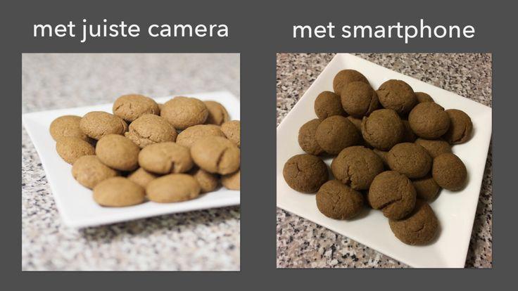 De juiste camera kan een groot verschil maken voor jouw foto's
