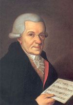Michael Haydn. Everyone knows his brother Joseph, but Michael in some ways is equally as gifted. A lighter, more melodic and almost modern sound than his famous brother. Listen online through Naxos (personal or library subscription).