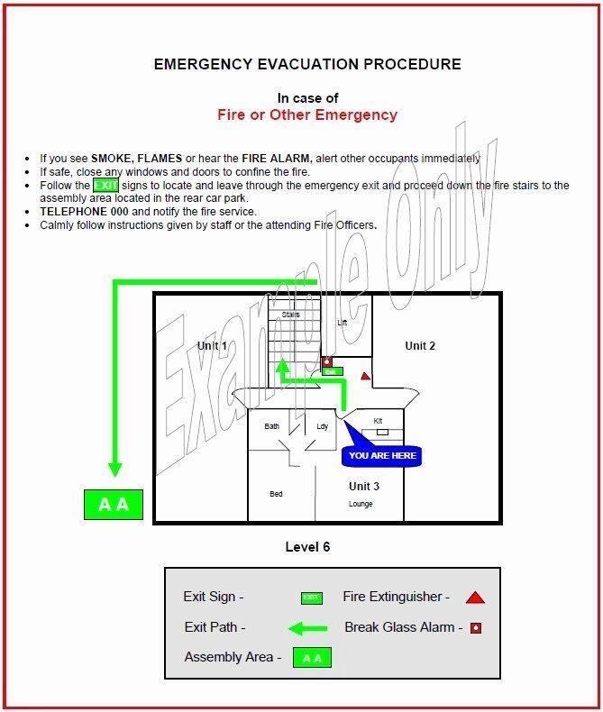 Pin On Emergency Evacuation Plan