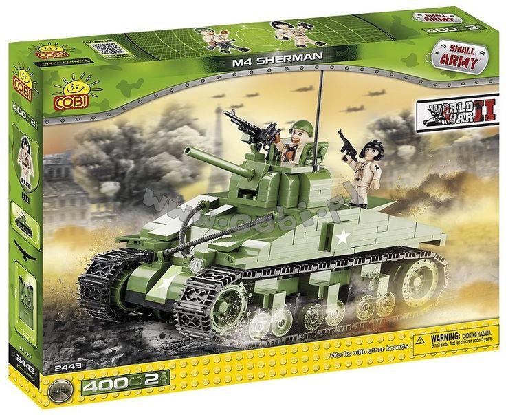 Sherman M4 | 2443