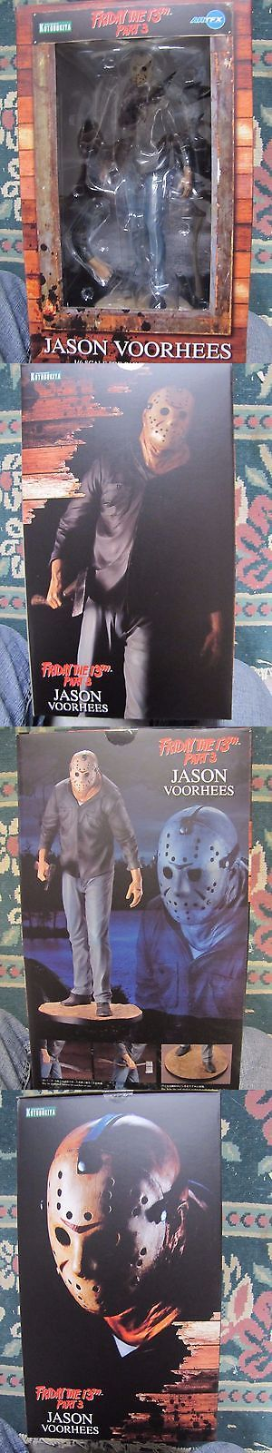 Fantasy 175693: Friday The 13Th-Part 3 ( Jason ) 1 6 Scale Pre-Painted Pvc Statue New In Box -> BUY IT NOW ONLY: $117 on eBay!