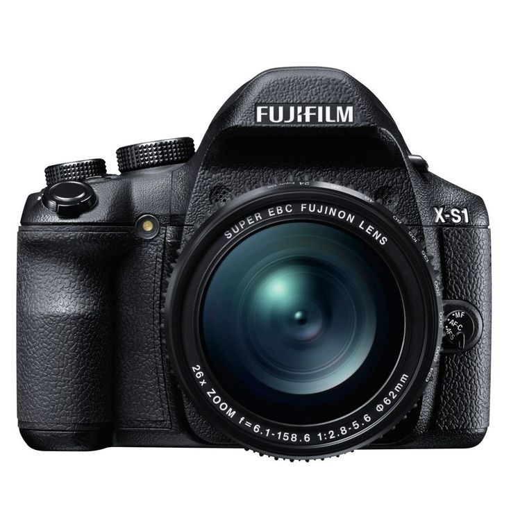 Fuji Finepix X-S1 12MP Digital Camera
