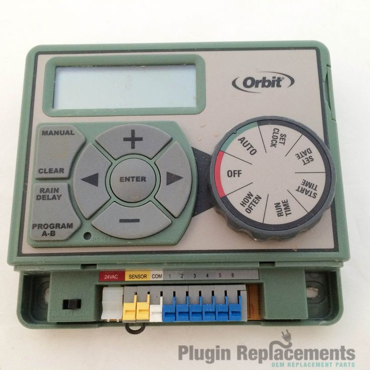 4870be7ac3ea8ec1fffcfb8650ff931f sprinkler timer wire cover 25 beautiful sprinkler timer ideas on pinterest winter grass Orbit 4 Station Timer Manual at fashall.co