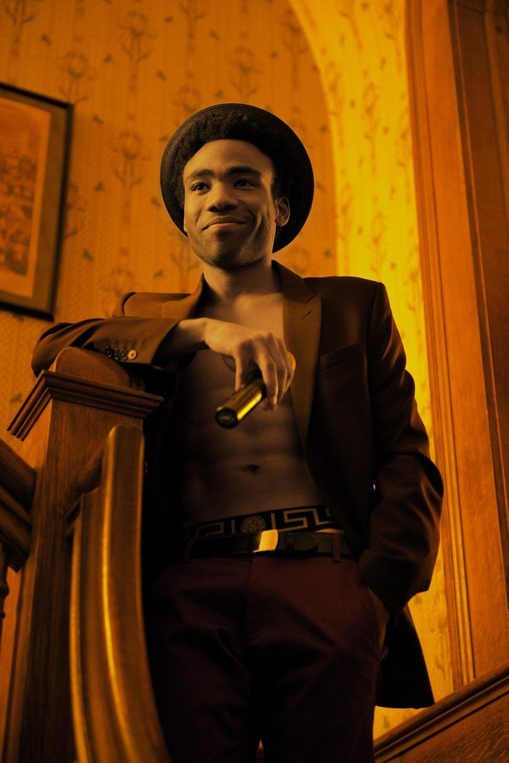 Image of Donald Glover in Magic Mike XXL