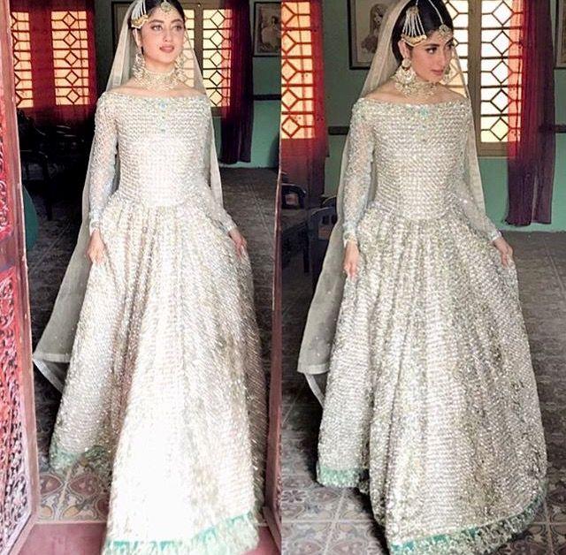 Pakistani couture model: Sajal Ali