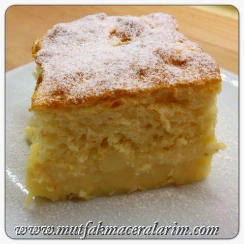 Mutfak Maceralarım: Sihirli Pasta - Magic Cake