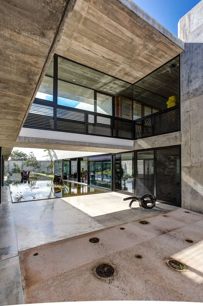 Gallery of Matiz House / Muñoz Arquitectos - 3