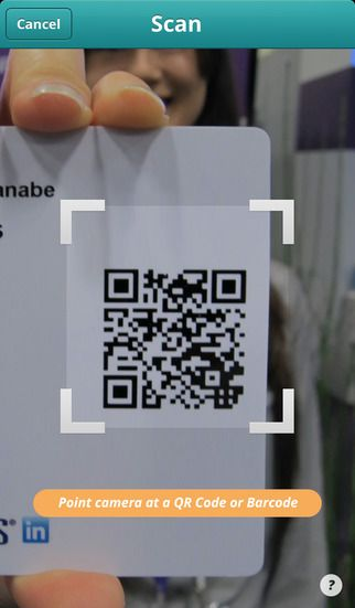 code scannen app