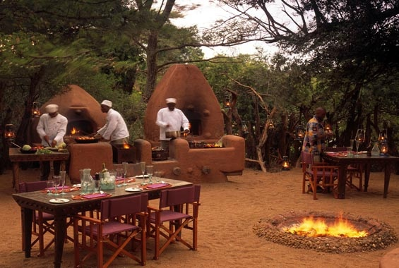 Grumeti River Camp, Serengeti National Park, Tanzania