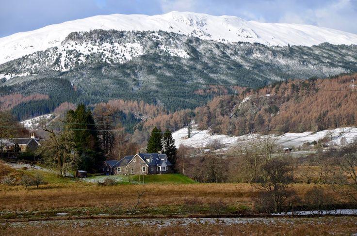 Glencoe Romantyczne Jezioro I Magiczny Las Natural Landmarks Travel Landmarks
