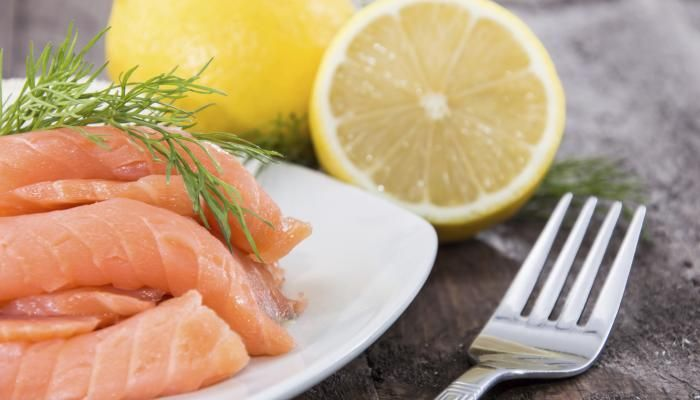 A sauce for smoked salmon beyond chives and sour cream | The Splendid Table