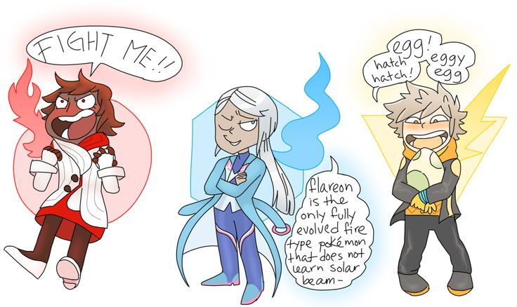 Candela, Blanche and Spark