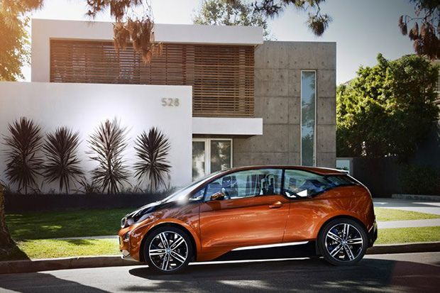 2014 BMW i3 Price Announced: $42,275 Before Incentives