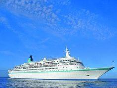 Kreuzfahrtschiff MS Albatros