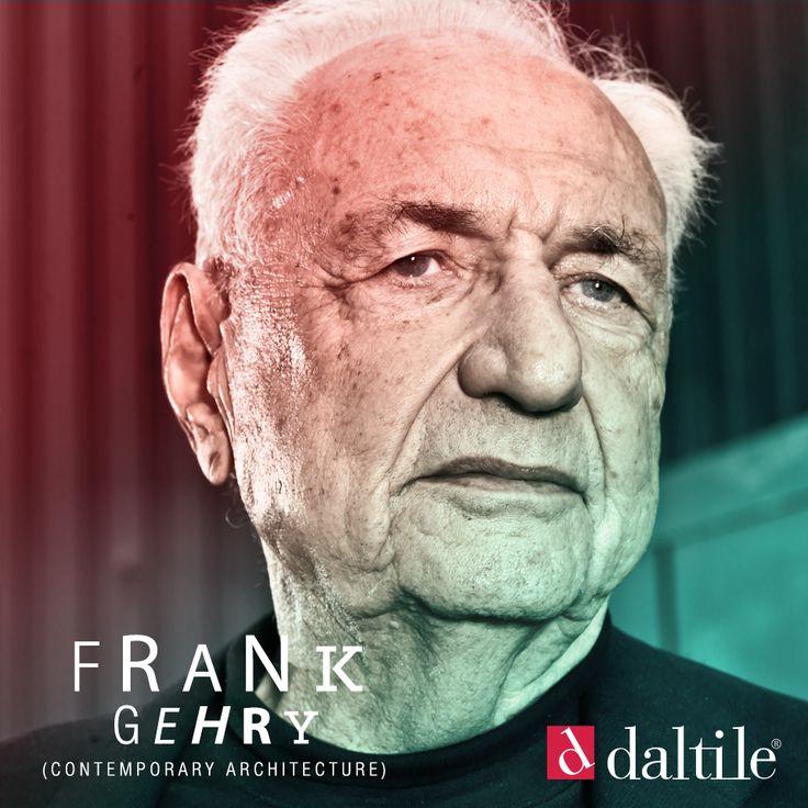 Él es Frank Gehry. Sus trabajos han sido citados entre los más importantes de la arquitectura contemporánea. Los edificios que ha creado son atracciones mundialmente reconocidas.