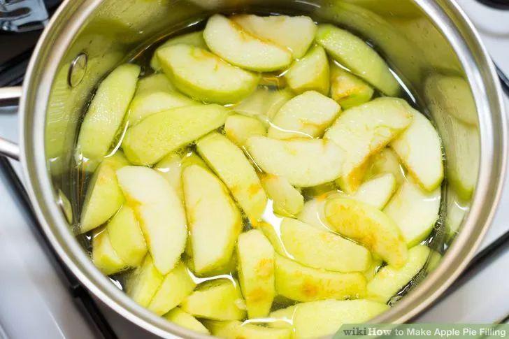Image titled Make Apple Pie Filling Step 4